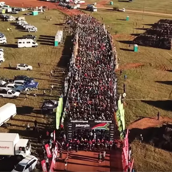 Joberg2C stage race
